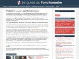 Leguidedufonctionnaire.fr