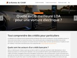 Lebureauducredit.com