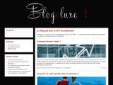 Blogoluxe
