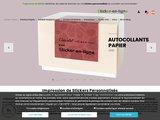 Stickers en ligne